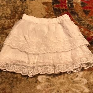 Other - Carter's 5T lace skirt